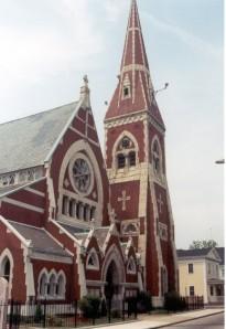 1st Congr Church