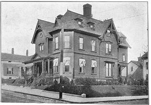 Truesdale Hospitl 1905