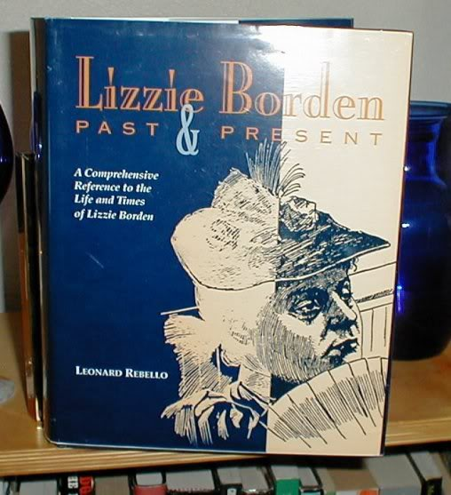 Collectibles | Tattered Fabric: Fall River's Lizzie Borden | Page 3