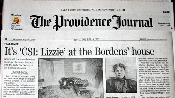 did lizzie borden commit murder In 1892, lizzie andrew borden went on trial, accused of killing  did lizzie do it   commit a murder, the jury would accept poison as a weapon much more.