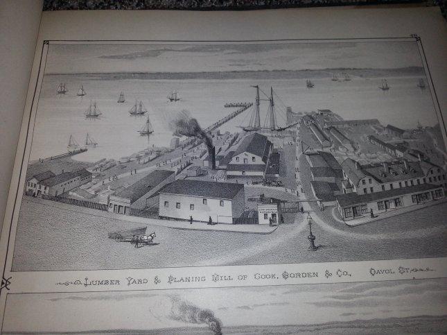 Lumber Yard Cook Borden