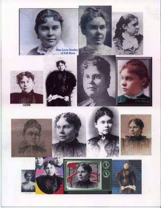 LIZZIE COLOR COLLAGE