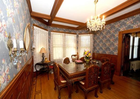 Inside The Maplecroft Restorations Tattered Fabric